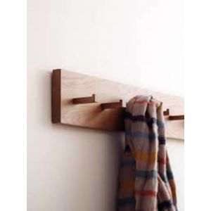 Master Kitchen Wooden Hanger and Coat Rack