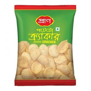 PRAN Potato Cracker 25 gm