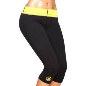 Hot Shapers Thermal Slimming Hot Pants - Black