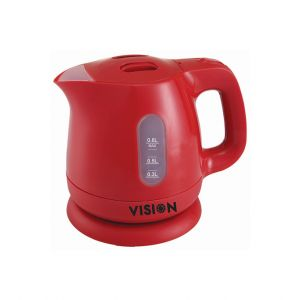 Vision E. Kettle 0.8L VSN-EK-001 (Red)