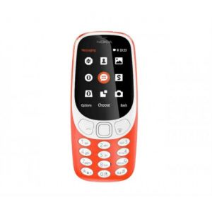 Nokia 3310 - Warm Red
