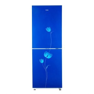 Vision GD Refrigerator RE - 238 L Blue Flower - BM