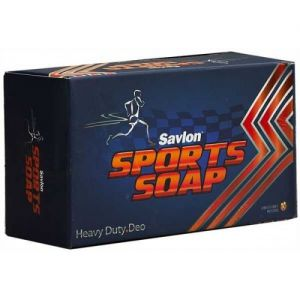 Savlon Sports Soap 100gm