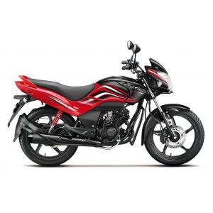 Hero Passion-X-Pro 110 CC Motorcycle - Sports Red
