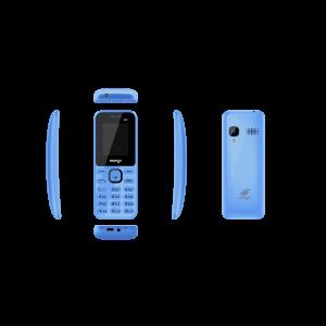 Mango MB1 - Feature Phone - Dual SIM - Curved Display - Battery 1000mAh - Blue