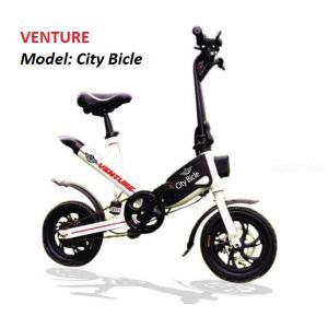Electric Bicycle (Model- City  Bicycle)