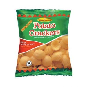 Bombay Sweets Potato Crackers 25 gm