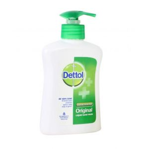 Dettol Handwash 200 ml Pump Original