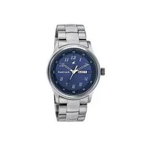 3001SM02 Stainless Steel Analog Watch For Men - Silver