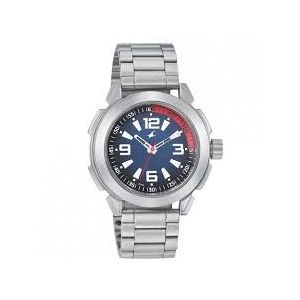 3130SM02 Stainless Steel Analog Watch For Men - Silver-FTB0039