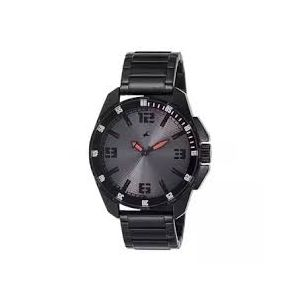 3084NM01 Stainless Steel Analog Watch for Men - Gray