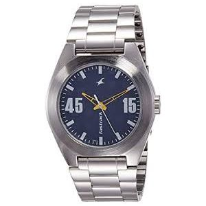 3110SM03 - Stainless Steel Analog Watch For Men - Silver