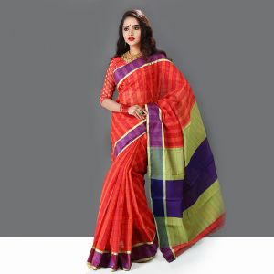 Exclusive Baishakhi Silk Saree For Women