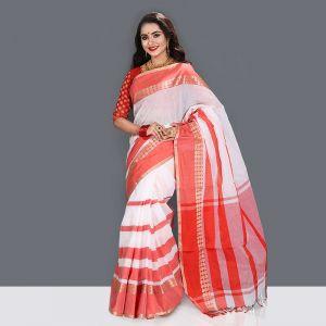 Exclusive Baishakhi Cotton Saree For Women