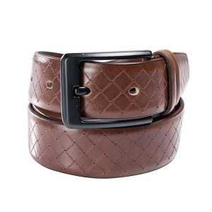 Mens Formal Belt chocolate color