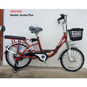 Electric Bicycle (Model- Janata Plus)