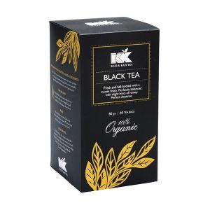 KK Black Tea Box