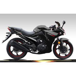 Lifan KPR 150 Motorcycle Black