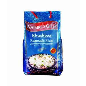 Khusboo Basmati- Rice - 5 Kg
