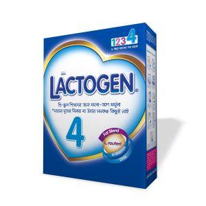 Nestlé LACTOGEN 4 Follow Up Formula (2-5years) BIB - 350 gm