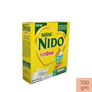 Nestle NIDO Fortigrow Full Cream Milk Powder BIB - 700 gm
