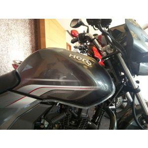 Hero Achiever 150 CC Motorcycle - Valor Grey (Single Disc)