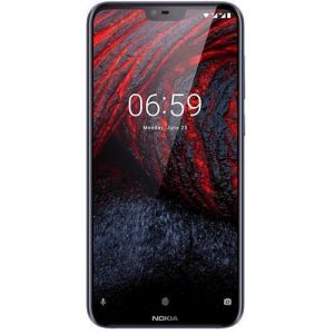 Nokia 6.1 Plus- Black