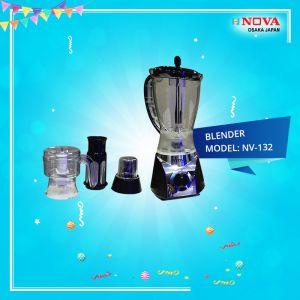 NOVA BLENDER & JUICER - NV-132 (4 IN 1)