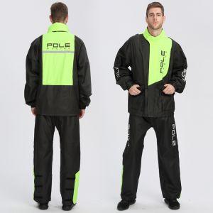 Pole Racing Raincoat
