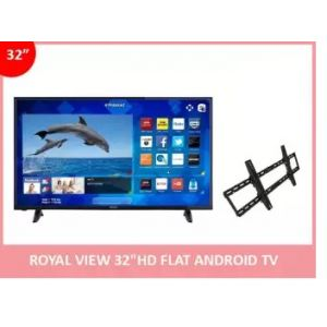 Royal View 32 inch Flat Smart (Android) Full HD Televisions
