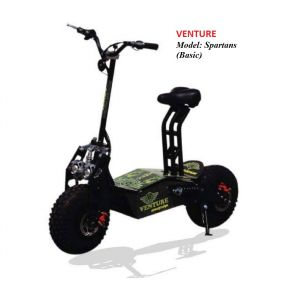 Electric Scooter (Model: Spartans)
