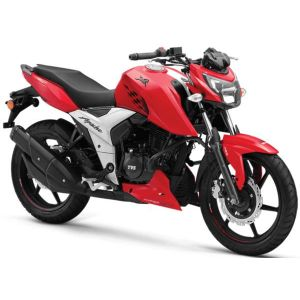 TVS Apache RTR 4V-160CC (Single Disc)