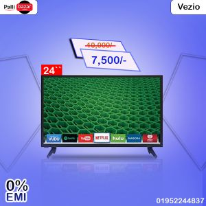 Vezio 24″ HD Ready LED TV – Black