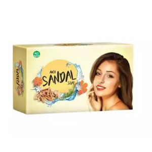 ACI Sandal Soap 125gm